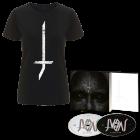 'JUDAS' 2-CD Mediabook + Girlie Shirt Bundle