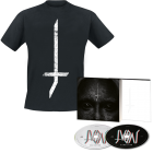 'JUDAS' 2-CD Mediabook + T-Shirt Bundle