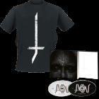 'JUDAS' 2-CD Mediabook + T-Shirt Bundle