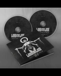 'Antagony (10th Anniversary Edition)' 2CD DigiPak