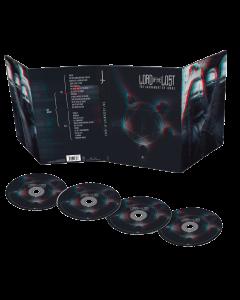 'The Sacrament Of Judas' BluRay/DVD/CD DigiPak
