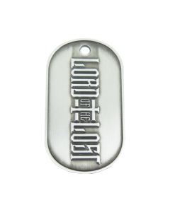 LORD OF THE LOST 'LOTL' Dog Tag
