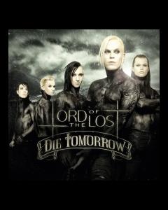 LORD OF THE LOST 'Die Tomorrow' CD Jewel