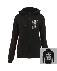 LORD OF THE LOST 'Lord Of The Fucking Lost' Girls-Zipper