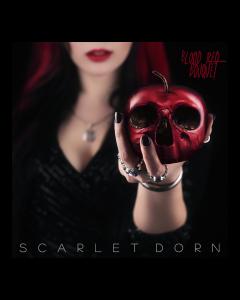 SCARLET DORN 'Blood Red Bouquet' CD Digi