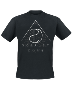 SCARLET DORN 'Triangle' T-Shirt